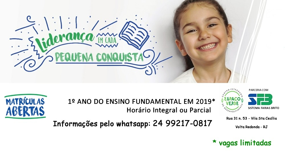 Primeiro Ano do Ensino Fundamental